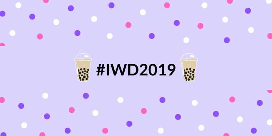 #IWD2019